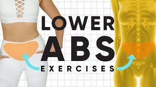 Download 5 Lower Ab Isolation Exercises That Will Make Your Lower Belly Fat Cry Video