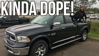 Download 2017 Dodge Ram 1500 Review!! From A Tall Guys Perspective.. Video