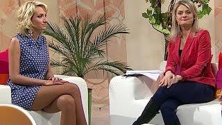 Download Eva Stehlíková Beautiful Czech Tv Presenter 09.02.2013 Video