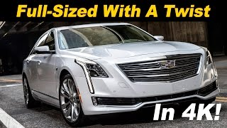 Download 2017 Cadillac CT6 Review and Road Test - DETAILED in 4K UHD! Video