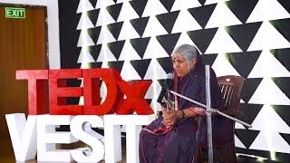 Download How I became the mother of a thousand orphans? | Mrs. Sindhutai Sapkal | TEDxVESIT Video