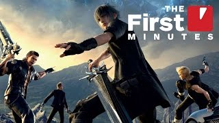Download The First 15 Minutes of Final Fantasy XV Video