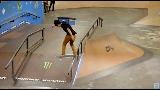 Download Yuto Horigome NOLLIE 270 BS TAIL to end his run! Video