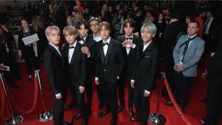 Download BTS - 2019 Grammy Awards - Red Carpet Compilation Video