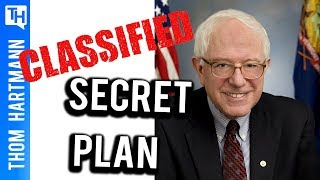 Download Bernie Sanders' Plan to Win, Revealed by Thom Hartmann Video