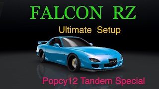 Download CarX Popcy12 Tandem Special. Falcon RZ Best Ultimate Setup. Parking A and Springstone multiplayer Video