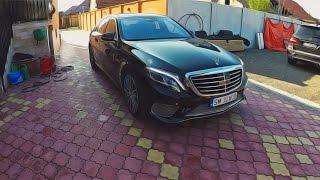 Download Prezentare Mercedes-Benz S500 - W222 - 4Matic - 2014 + Test Drive Video