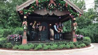 Download Weis N Baum - New Germany Pavilion Band at Epcot - Walt Disney World Video