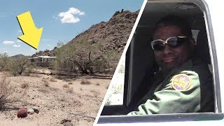Download We Were Warned This Abandoned Border Compound Was Creepy... Video