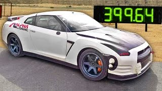 Download FASTEST 1/2 MILE CAR IN THE WORLD! New Record - 248.32 MPH Video
