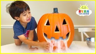 Download Elephant Toothpaste Science Experiments Halloween Edition!!! Video