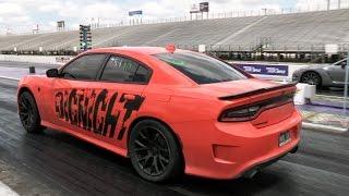 Download Dodge Hellcat vs GTR Video