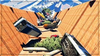 Download GTA 5 Avalanche V2! Funny Moments - Modded Mission GTA 5 ONLINE Video