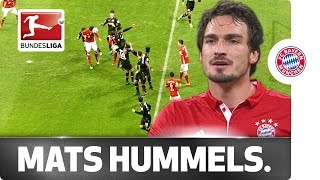 Download Hummels Heads Bayern to Victory with First Bundesliga Goal in Red Video