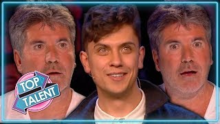 Download MAGIC Confuses Simon Cowell on Britain's Got Talent 2019 | Top Talent Video