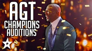 Download The Champions on America's Got Talent 2019 | Auditions | WEEK 4 | Got Talent Global Video