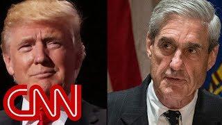 Download Trump escalates attacks on Robert Mueller Video