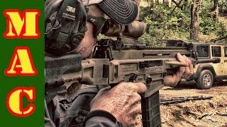 Download CZ 805 Bren Semi-Auto Rifle Video