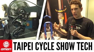 Download Best 2017 Mountain Bike Tech From The Taipei Cycle Show Video