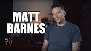 Download Matt Barnes on Telling James Harden's Mother: ″S*** My D*** B****″ (Part 12) Video