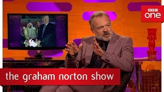 Download Graham looks at pictures from Donald Trump's trips - The Graham Norton Show 2017: Preview Video