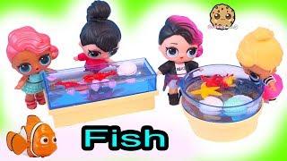 Download School Field Trip To Aquarium - LOL Surprise Dolls Cookie Swirl Toy Video Video