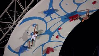 Download Kai Lightner and Daniel Woods' 1st climb at the Psicocomp 2014 Video