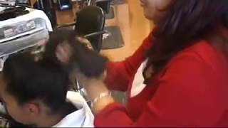 Download Dominican Hair Salon By Massiel - The Blow-Out Video