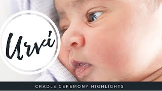 Download URVI CRADLE CEREMONY HIGHLIGHTS FILM Video