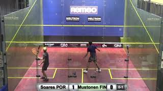 Download Remeo Open 2018: Rui Soares POR - Henrik Mustonen FIN Video