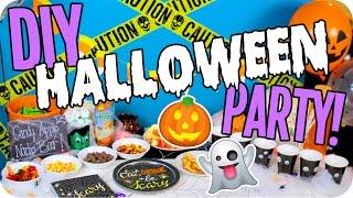 Download DIY Halloween Party! Decor, Hacks, Food & More! Video
