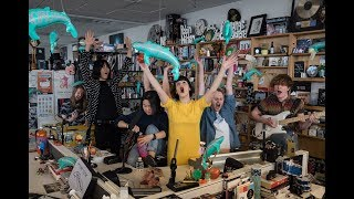 Download Superorganism: NPR Music Tiny Desk Concert Video