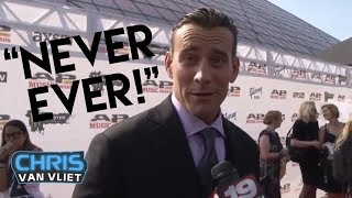 Download CM Punk - I'm ″never ever″ going back to WWE Video