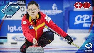 Download Switzerland v China - CPT World Women's Curling Championship 2017 Video