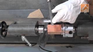 Download Bola de madeira - Como fazer usando um torno #DIY • Oficina de Casa Video