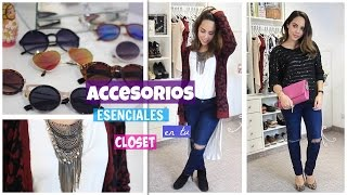 Download 10 ACCESORIOS ESENCIALES EN TU CLOSET | What The Chic Video