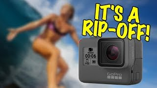 Download WTF? The GoPro Hero 6 Black is a COMPLETE RIPOFF! Video