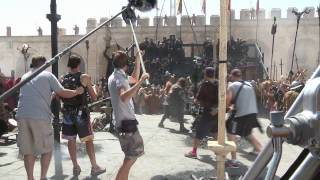 Download Assassin's Creed: Behind the Scenes Movie Broll - Michael Fassbender Video