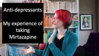 Download Antidepressants: My experience of taking Mirtazapine (Zispin / SolTab / Remeron) Video