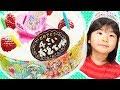 Download HUGっと!プリキュアのケーキでお誕生日おめでとう!!! おとちゃん4才 Video