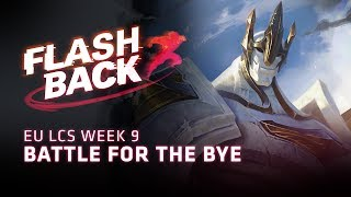 Download FLASHBACK // Fight for First (2018 EU LCS Summer Split Week 9) Video