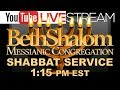 Download Beth Shalom Messianic Congregation Live 4-21-2018 Video