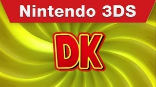 Download Nintendo 3DS - Donkey Kong Country Returns 3D Trailer Video
