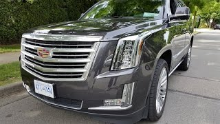 Download 2016 Cadillac Escalade Review-REAL WORLD RESULTS Video