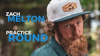 Download Pro Worlds Disc Golf Practice with Zach Melton Video