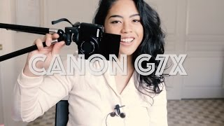 Download Best Second Camera to my DSLR: Canon G7X Review Video