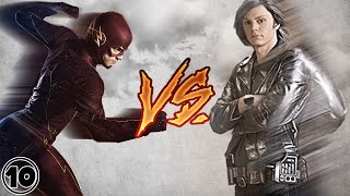 Download Flash VS Quicksilver Video
