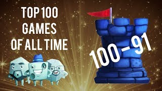 Download Top 100 Games of All Time: 100-91 Video