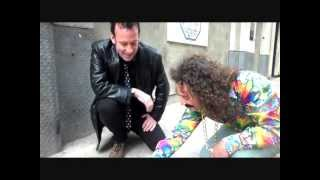 Download Doug Flemming gives Paul Zenon the 'Gift of Wonder' - Street Magic Trick Video