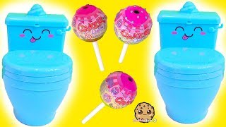 Download Pooparoos Squishy Toys with Surprise Water Blind Bags ! Cookie Swirl C Video Video